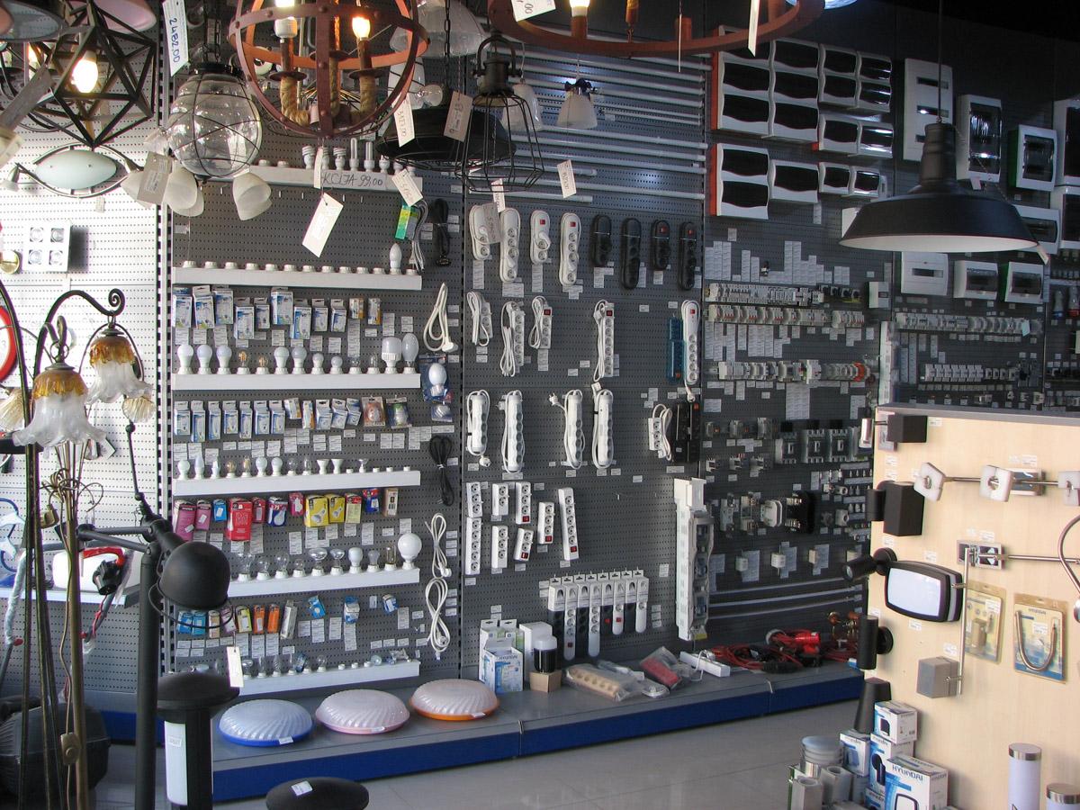 Maloprodaja elektro materijala novi sad
